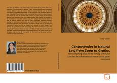 Controversies in Natural Law from Zeno to Grotius的封面
