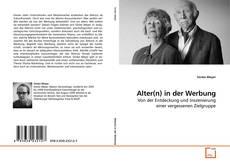 Alter(n) in der Werbung kitap kapağı