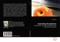 Capa do livro de eLearning Acceptance