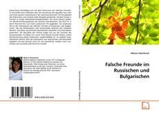 Capa do livro de Falsche Freunde im Russischen und Bulgarischen