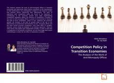 Portada del libro de Competition Policy in Transition Economies