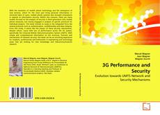 Bookcover of 3G Performance and Security