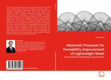 Capa do livro de Advanced Processes for Formability Improvement of Lightweight Sheet