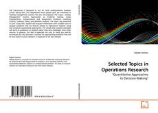 Обложка Selected Topics in Operations Research