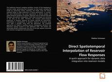 Bookcover of Direct Spatiotemporal Interpolation of Reservoir Flow Responses