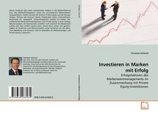 Portada del libro de Investieren in Marken mit Erfolg