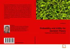 Bookcover of Probability and Utility for Decision Theory