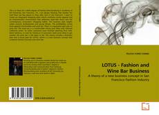 Bookcover of LOTUS  -  Fashion and Wine Bar Business