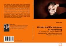 Capa do livro de Gender and the language of Advertising