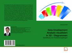 Buchcover von Data Envelopment Analysis visualisiert in 3D - Diagrammen
