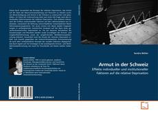 Bookcover of Armut in der Schweiz