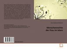 Bookcover of Menschenrechte der Frau im Islam