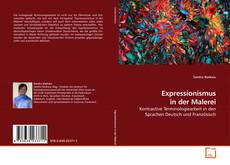Bookcover of Expressionismus in der Malerei