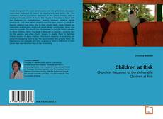 Capa do livro de Children at Risk