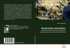 Muslimische Identitäten kitap kapağı