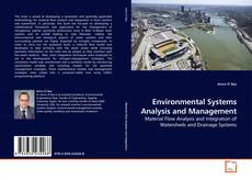 Couverture de Environmental Systems Analysis and Management