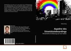 Buchcover von Aspekte des Streetskateboardings