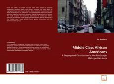 Couverture de Middle Class African Americans
