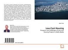 Bookcover of Low-Cost Housing
