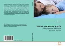 Buchcover von Mütter und Kinder in Haft