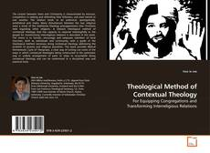 Обложка Theological Method of Contextual Theology