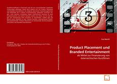 Bookcover of Product Placement und Branded Entertainment