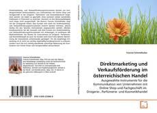 Direktmarketing und Verkaufsförderung im österreichischen Handel kitap kapağı