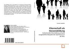 Elternschaft als Herzensbildung kitap kapağı