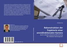 Bookcover of Rekonstruktion der Trajektorie einer omnidirektionalen Kamera