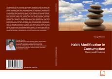 Bookcover of Habit Modification in Consumption