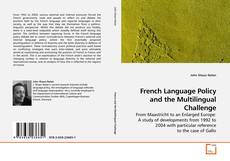 Buchcover von French Language Policy and the Multilingual Challenge