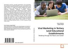 Buchcover von Viral Marketing in Tertiary Level Educational Establishments