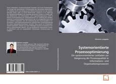 Buchcover von Systemorientierte Prozessoptimierung