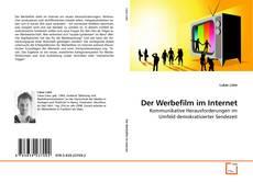 Buchcover von Der Werbefilm im Internet