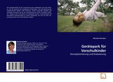 Portada del libro de Gerätepark für Vorschulkinder
