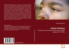 Bookcover of Urban History