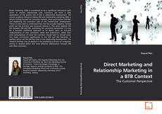 Direct Marketing and Relationship Marketing in a BTB Context kitap kapağı