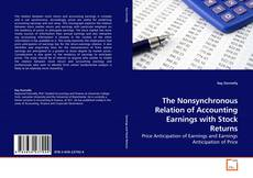 Buchcover von The Nonsynchronous Relation of Accounting Earnings with Stock Returns