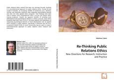 Re-Thinking Public Relations Ethics的封面