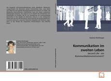 Buchcover von Kommunikation im zweiten Leben