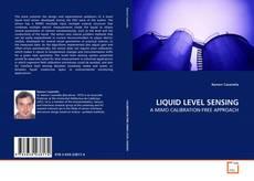 LIQUID LEVEL SENSING kitap kapağı