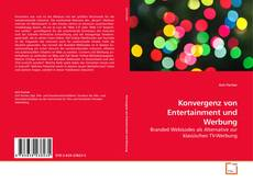 Portada del libro de Konvergenz von Entertainment und Werbung