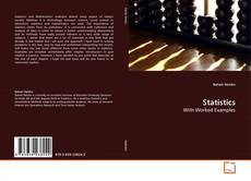 Bookcover of Statistics