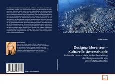 Обложка Designpräferenzen - Kulturelle Unterschiede