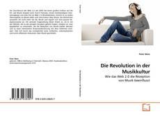 Capa do livro de Die Revolution in der Musikkultur