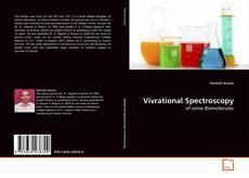 Couverture de Vivrational Spectroscopy