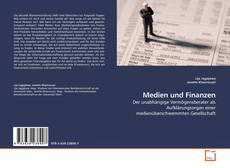 Portada del libro de Medien und Finanzen