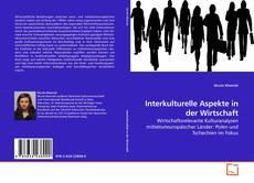 Bookcover of Interkulturelle Aspekte in der Wirtschaft
