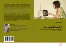 Buchcover von Are you HDready?