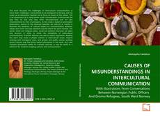 Bookcover of CAUSES OF MISUNDERSTANDINGS IN INTERCULTURAL COMMUNICATION